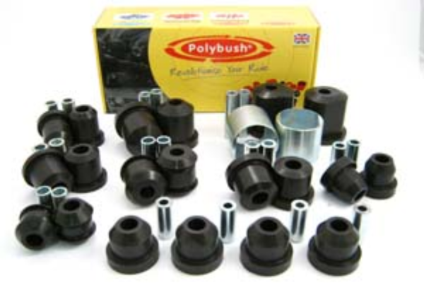 Polybush High Performance Complete Bush Kits - 2003 - 2008 Models